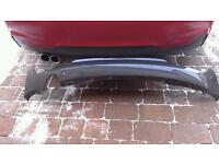 BMW 420i rear back panel