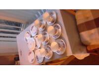 Queen Anne tea set