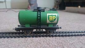 Lima BP oil wagon 00 gauge