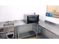 NEW 20sqm commercial kitchen for sale & lease