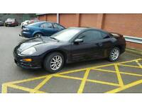 Mitsubishi Eclipse LHD spares or repair £750ONO or swap