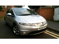 Honda Civic ES 2.2 I-CTDI Diesel 2006 Silver *Panoramic Roof* *6 Months Warranty*