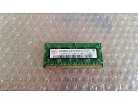 Offer.. Computer Notebook Memory 2 x 512M