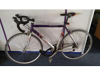 Peugeot Racer Bike + lock & helmet