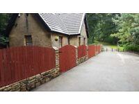Park Lodge in Brackenhill Park BRADFORD