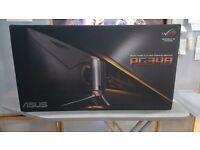"ASUS PG348Q : 34"" ROG SWIFT CURVED G-SYNC GAMING MONITOR : 3440 x 1440 : 100Hz"