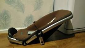 Quinny Buzz pram, pushchair seat unit