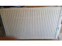 DOUBLE PANEL RADIATOR WHITE 700mm x 1200mm (RRP £70)
