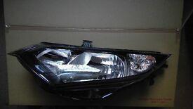 Honda civic MK9 2012 N/S, passenger side, headlight