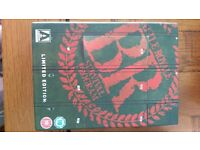 Battle Royale - Limited Edition DVD 3 disc set including comic, booklets & postcards - PRICE REDUCED