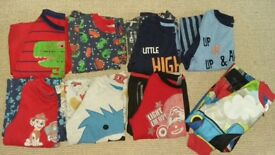 Boys pyjamas 3-4 years