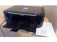 Canon Pixma MG6150 A4 Colour Multifunction Inkjet Printer. A4 size