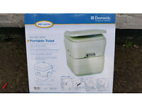NEW AND UNUSED PORTA POTTI TOILET, CAMPERVAN , BOAT, MOTHER IN LAW !