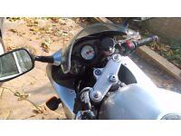Suzuki SV650 02 good condition