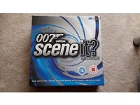 bond 007 board gave with dvd