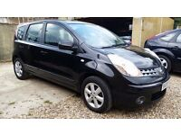 Nissan note acenta 2008 1.4 hPI clean good condition