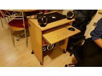 Laptop pc desk