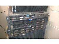 HP Proliant DL360 G4p (1U server)