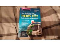 Official DVSA Theory Test Book for LGV/HGV/PCV