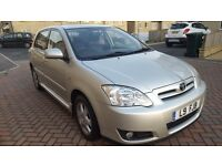 *AUTOMATIC*TOYOTA COROLLA COLLECTION, FSH ,1598cc,5 Doors, 2006, 97,185 Miles, hpi clear!must view!