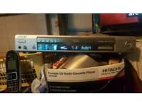 sony cd- dvd player DVP- S536D / WORTH MORE ON EBAY