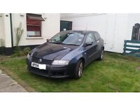 FIAT STILO MK2 3DOOR 2004 1.9 JTD 115 BHP 115k miles NO MOT GOOD RUNNER