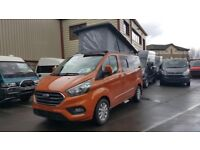 Ford Terrier 3 by Wellhouse, 4 berth, seats 5, latest model. Manual or Auto
