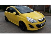 Vauxhall Corsa 1.2 i 16v Limited Edition 3dr (a/c) SPORTS