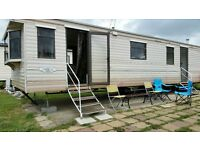 Cosalt Carlton Caravan available for hire from 12th September