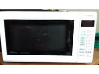 Panasonic Combi Microwave - counter top, microwave/grill/convection oven.