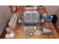 Small Plastic cage for Hamster