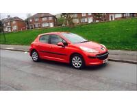 Peugeot 207 1.4 hdi £30 road tax 5 doors not Astra focus corsa golf 307 fiesta polo Yaris c2
