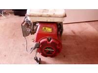 Honda diesel transfer pump