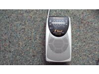 Roberts portable radio