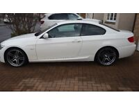 BMW 3 Series 318i 2.0 M Sport Coupe