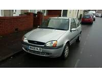 FORD FIESTA. 1.3 PETROL. EXCELLENT CONDITION