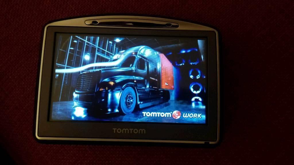 Tomtom Truck GPS UK & Europe | in Ipswich, Suffolk | Gumtree