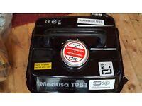 Medusa T951 Sip Industrial portable petrol generator.