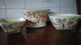 Bedroom trinket bowls