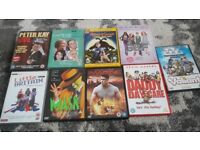 Assorted dvds, 15 in total.