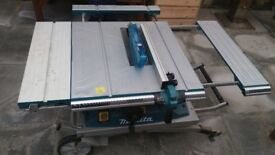 makita table saw 110volts
