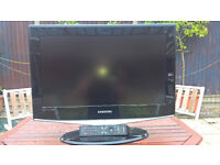 """Samsung 26"""" LED HDMI TV - Freeview"""
