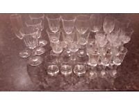 Drinking Glasses - Various