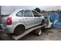 Citroën Picasso breaking for spares