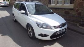 2010 Ford Focus 1.6 TDI Estate (£20 A YEAR ROAD TAX)