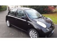 Nissan Micra 1.4 16v Active Luxury 5dr-1Yr MOT-Service History-Guaranteed Mileage-Showroom Condition