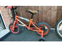 Children bike - cars