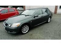 08 Lexus GS300 4 Door FULL leather trim Very Nice car Great Driver Can be viewed anytime