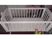 cot bed and other