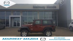 2010 Jeep Wrangler 4WD 2dr